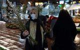 Bất chấp dịch Covid-19, hơn 1,2 triệu người Iran vẫn đổ ra đường đón năm mới