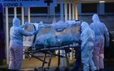 Dịch Covid-19 tại Italia: Số người chết cao kỷ lục, hơn 6.000 ca nhiễm mới trong ngày