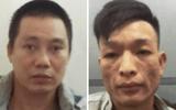 Bắt giữ 2 đối tượng mang vũ khí, thực hiện loạt vụ trộm cướp trên địa bàn Hà Nội