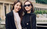 """Ảnh hậu trường đẹp như chụp họa báo của Diễm My 9X, Lã Thanh Huyền ở phim """"Tình yêu và tham vọng"""""""