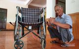 Việc tốt quanh ta - Cựu binh Hà Tĩnh gây xúc động khi dành lương hưu tặng quà cho bệnh nhân nghèo