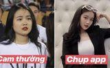 Không có app chỉnh sửa, nhan sắc thật của bạn gái Văn Hậu gây tranh cãi