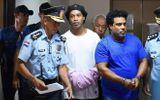 Ronaldinho đối diện mức án 10 năm tù sau nhiều cáo buộc liên quan đến đường dây rửa tiền