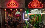 Cận cảnh quán bar Buddha gây tranh cãi vì sử dụng hình ảnh Phật giáo