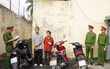 """Hà Nam: Đôi nam nữ trộm cắp hàng loạt xe máy lấy tiền chơi """"game"""""""