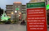Hàng quán xung quanh bệnh viện Bạch Mai cửa đóng then cài giữa mùa dịch Covid-19