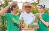 Khu vườn ngập tràn hoa thơm trái ngọt trên sân thượng rộng 500m2 của gia đình Quyền Linh