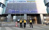 """Dịch Covid-19 ở Hàn Quốc: Hai """"ổ dịch"""" trong cùng tòa nhà ở thành phố Daegu"""