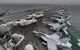 Phát hiện 25 thủy thủ nhiễm Covid-19 trên tàu sân bay Mỹ chở gần 5.000 binh sĩ