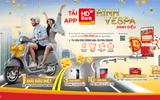 """Thị trường - Ra mắt chương trình """"TẢI APP HDBANK – RINH VESPA SÀNH ĐIỆU"""" từ HDBank"""