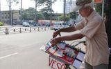 Tin trong nước - Cần Thơ: Hỗ trợ người bán vé số trong ngày dịch vụ xổ số tạm dừng hoạt động