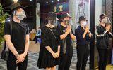 Tin tức giải trí - Vợ chồng Trấn Thành, Quang Trung, Trúc Nhân đến viếng Mai Phương lúc khuya