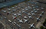 """Cảnh tượng """"não nề"""" chưa từng có với ngành hàng không thế giới: Máy bay """"đắp chiếu"""" hàng loạt"""