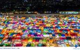 Tin thế giới - Video: Khu chợ đêm lớn nhất tại Thái Lan bỗng hoang lạnh vì đại dịch Covid-19