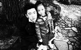 Chuyện làng sao - Con trai riêng của chồng Triệu Vy nhận nhiều lời khen trong lần đầu lộ mặt