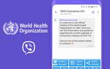 Xã hội - Viber được WHO chọn làm kênh thông tin chính thức về tình hình dịch COVID-19