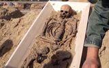 Tin thế giới - Phát hiện bộ xương 'ma cà rồng' cách đây 500 năm tại Ba Lan