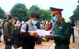 Tin trong nước - Huy động 100 xe buýt đưa người hết cách ly từ Hà Nội về địa phương