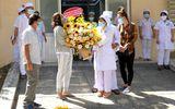 Tin trong nước - Bệnh nhân số 34 ở Bình Thuận được xuất viện
