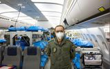 """Tin thế giới - Đức điều động """"bệnh viện bay"""" đến Italy giúp điều trị bệnh nhân mắc Covid-19 nặng"""