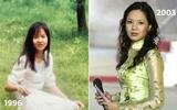 Giải trí - Ngỡ ngàng nhan sắc thời trẻ cách đây 24 năm của BTV Diễm Quỳnh