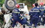 Tin trong nước - Tin tai nạn giao thông mới nhất ngày 4/42020: Xe bồn chở bê tông lao xuống vực, 1 người tử vong