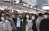 Nhật Bản lần đầu ghi nhận số người mắc Covid-19 cao kỷ lục trong ngày