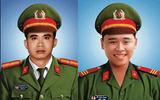 Thăng cấp bậc hàm cho 2 chiến sĩ công an Đà Nẵng hy sinh khi truy bắt đua xe