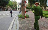 Đời sống - Được công an nhắc nhở, hàng trăm người dân Hà Nội đi tập thể dục quay về nhà