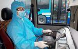 Đời sống - Chia sẻ của những tài xế trên chuyến xe buýt đặc biệt đưa người hết cách ly về về địa phương