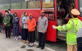 Tin trong nước - Phớt lờ lệnh cấm, xe khách vẫn chở 30 người từ TP.HCM ra Hà Nội