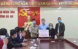 Video: Mẹ Việt Nam Anh hùng 90 tuổi ủng hộ quỹ phòng chống Covid-19