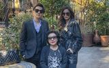 Tin tức giải trí - Bức ảnh hiếm hoi hé lộ mối quan hệ giữa Đông Nhi và mẹ chồng đại gia