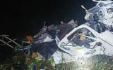 Tin trong nước - Lâm Đồng: Xe tải đổ đèo không may rơi xuống vực, tài xế nguy kịch trong cabin