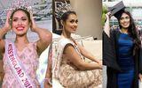 Giáo dục pháp luật - Điều ít biết về Hoa hậu Anh có chỉ số IQ 146, thành thạo 5 ngôn ngữ, sở hữu hai bằng đại học Y khoa