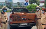 """An ninh - Hình sự - Phát hiện 10.000 khẩu trang """"ma"""" bị bắt ở cửa ngõ sân bay Tân Sơn Nhất"""