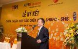 SHB đề xuất bán vốn SHB Finance cho đối tác ngoại