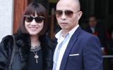 """Chồng nữ """"đại gia"""" Thái Bình Nguyễn Thị Dương từng đóng phim thể loại """"giang hồ mạng"""""""