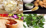 Tự nâng cao sức đề kháng nhờ thực phẩm, thảo dược tự nhiên