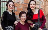 """Angela Phương Trinh khoe ảnh với mẹ và em gái, dân tình trầm trồ khen ngợi """"nhà có 3 mỹ nhân"""""""