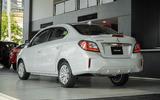"""Mitsubishi Attrage 2020 vừa ra mắt giá cực rẻ, đe dọa """"ngôi vương"""" của Honda City ở Việt Nam"""