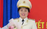 Nữ thượng tá được bổ nhiệm làm trưởng công an quận ở Đà Nẵng
