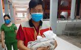 Xót xa bé sơ sinh bị bỏ rơi ở Tây Ninh