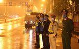 Hà Nội xử phạt 57 phương tiện vận tải trong 15 ngày cách ly xã hội