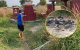 Vụ bộ xương người bị đốt ở nghĩa trang tại Củ Chi: Nạn nhân là đàn ông