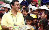 MC Quyền Linh âm thầm đóng góp 350 triệu đồng giúp bà con miền Tây chống hạn mặn