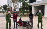 Bắt giữ 2 đối tượng trộm cắp tài sản để mua ma túy