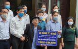 Cựu binh 96 tuổi ủng hộ 2 tấn gạo chống dịch Covid-19