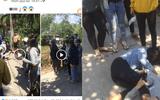 Xác minh clip cả chục thanh niên cổ vũ, quay phim 2 cô gái đánh nhau