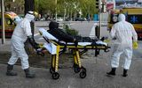 Tình hình dịch virus corona ngày 21/4: Số ca tử vong tại Mỹ, Tây Ban Nha, Anh giảm mạnh